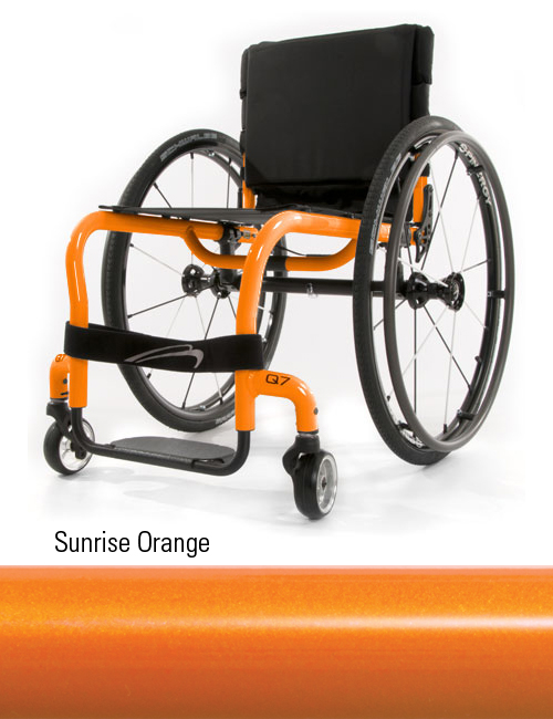 Q7 - Sunrise Orange