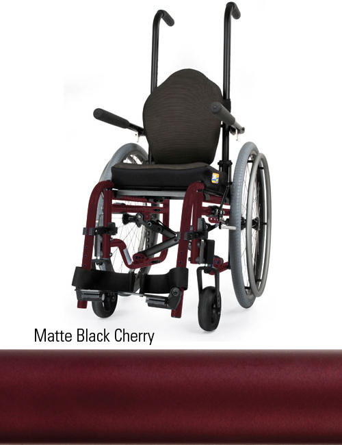 GS - Matte Black Cherry